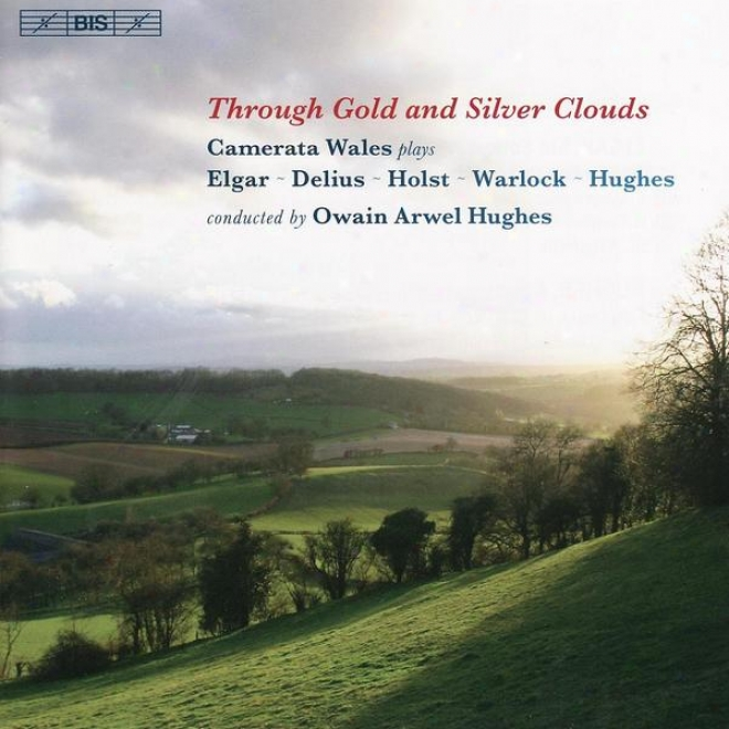 Elgar: Serenade For Strings / Elegy / Holst: St Paul's Suite / Hughes: Fantasia