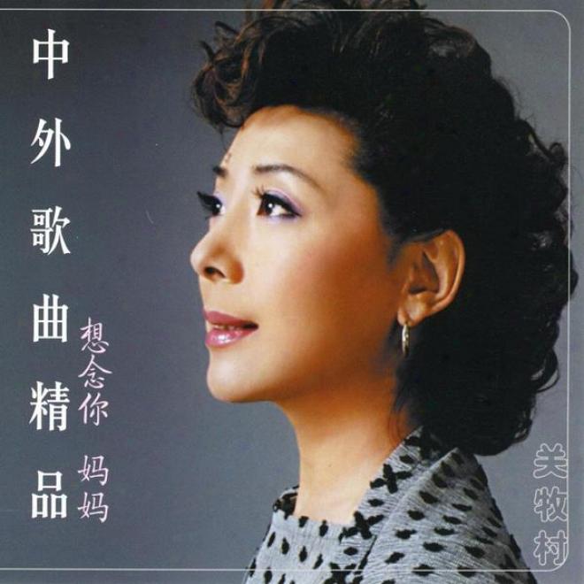 Famous Chinese And Foreign Songs: Vol. 2 - Guang Mucun (zhong Wai Ge Qu Jing Pin Er: Guang Mucun)