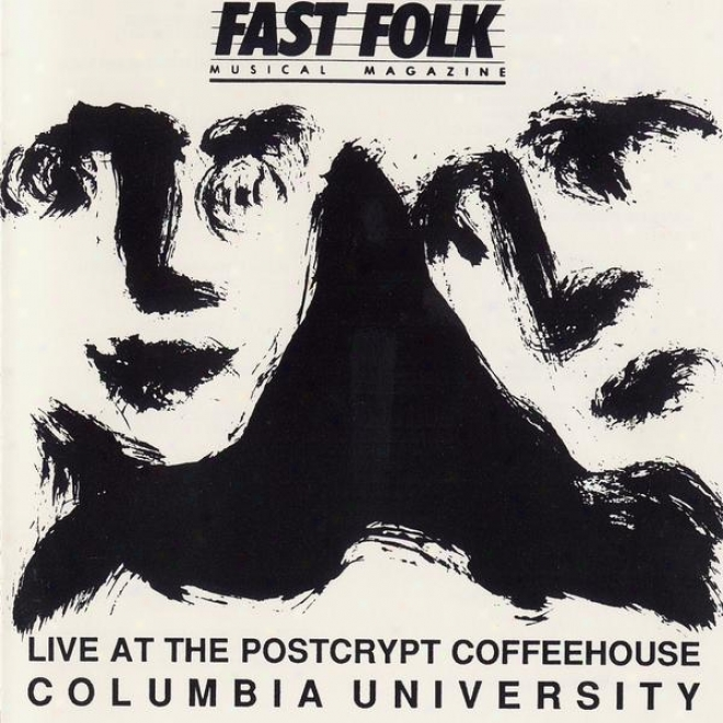Fast Folk Musical Magazine (vool. 5, No. 9) Live At The Postcrypt - Columbia University