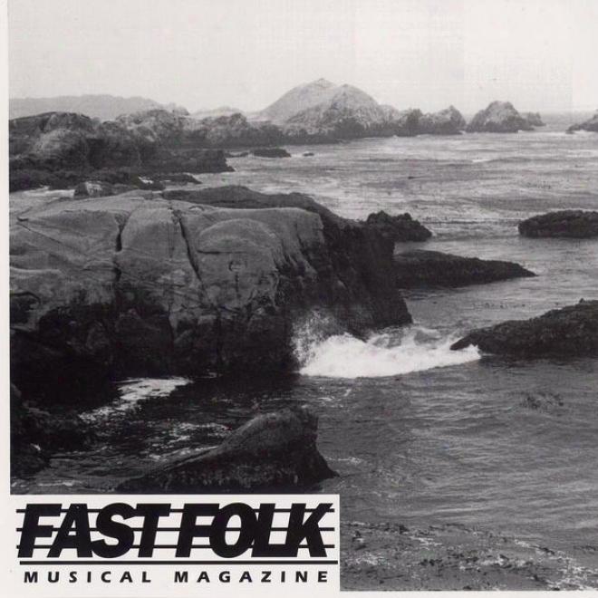 Fast Folk Musicak Magazine (vol. 8, No. 1) Falling Into The Ocean: San Francisco Bay Area Artists