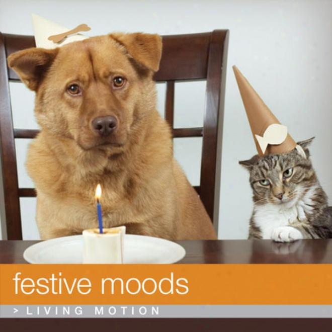 Festive Moods (arensky, Corette, Hã¤ndel, Bach, Auber, Bizet, Gluck, Telemann, Fasch, Corelli, Durante, Barock, Baroque)