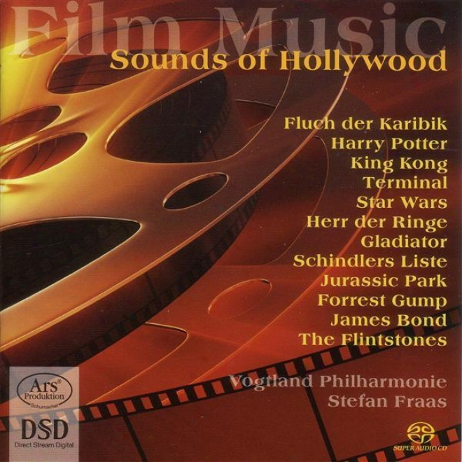 Film Music - Badelt, K. / Williams, J. / Newton Howard, J. / Shore, H. / Silvesri, A. / Norman, M. / Curtin, H. (xounds Of Hollyw