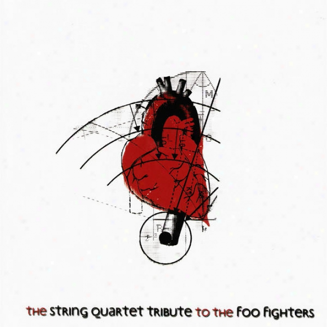 Foo Fighters, The Shape & Colour Of My Heart: The String Quartet Tribute To