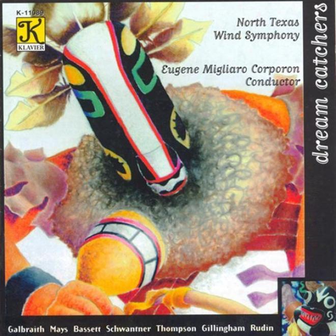 Galbraith: Danza De Los Duendes / Mays: Dreamcatcher / Bassett: Lullaby For Kirsten