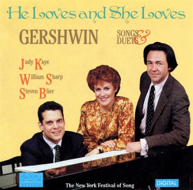 Gershwin:  Songs And Duets - Including How Long Has This Been Going On?, Lady Be Good, Liza And Others