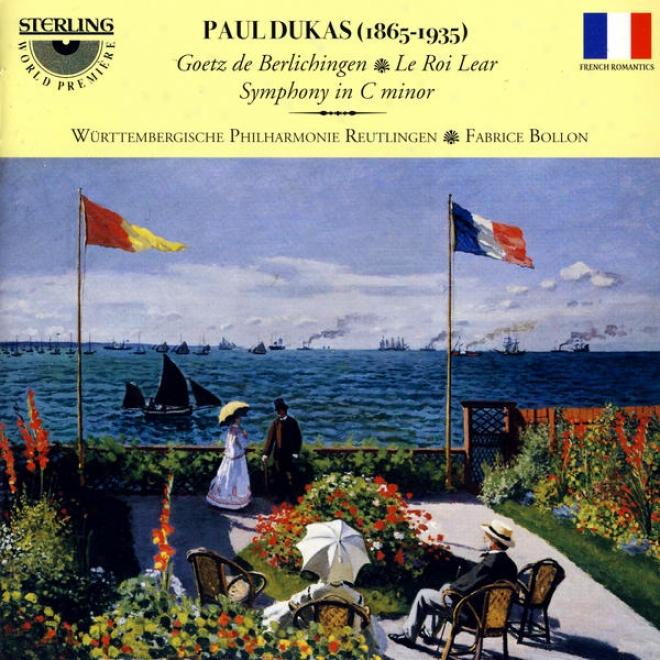 Goetz De Berlichingen, Ouverture Aprã¸s Goethe, Le Roi Lear, Ouver5ure Aprã¸s Shakespeare, Symphonie In C Minor