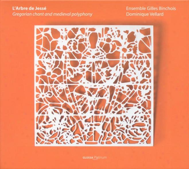 Gregorian Chant And Medieval Polyphony (l'arbre De Jesse) (ensemble Gilles Binchois)