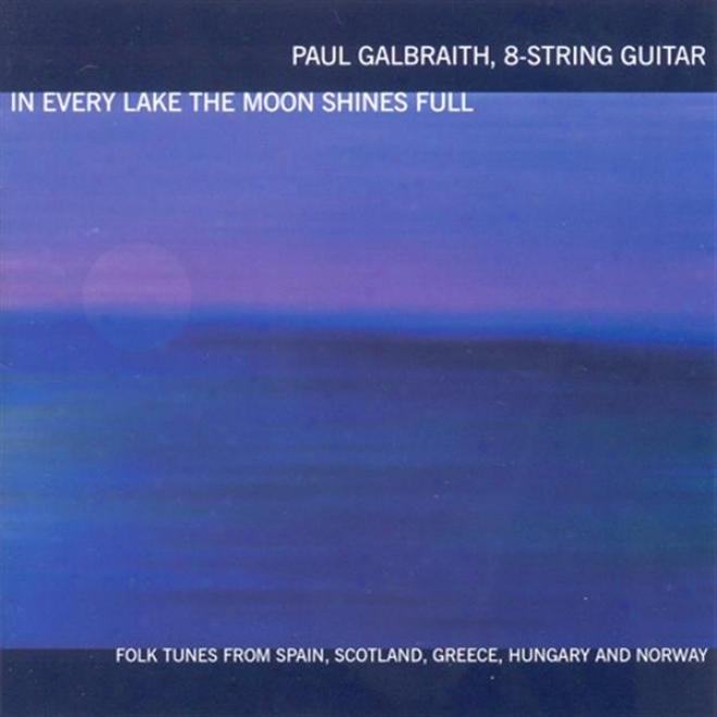 Guitar Music - Nin-culmell, J.m. / Fraser, M.k. / Constantinidis, Y. / Moreno, T.f. / Bartok , B. / Grieg, E. (galbraith)