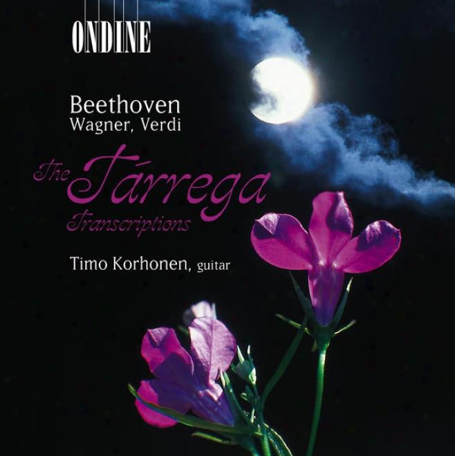 Guitar Recital: Korhoen, Timo - Beethoven, L. Van / Wagner, R. / Verdi, G. (transcriptions By Tarrega)