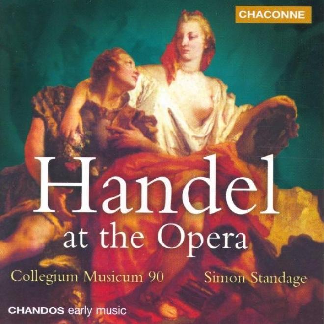 Handel: Alcina / Arminio / Serse / Berenice / Rinaldo / Rodelinda / Ariodante: Insttumental Music