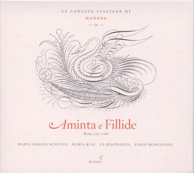 Handel, G.f.: Italian Cantatas, Vol. 4 - Hwv 83 And 92 (schiavo, Rial, La Risonanza, Bonizzoni)