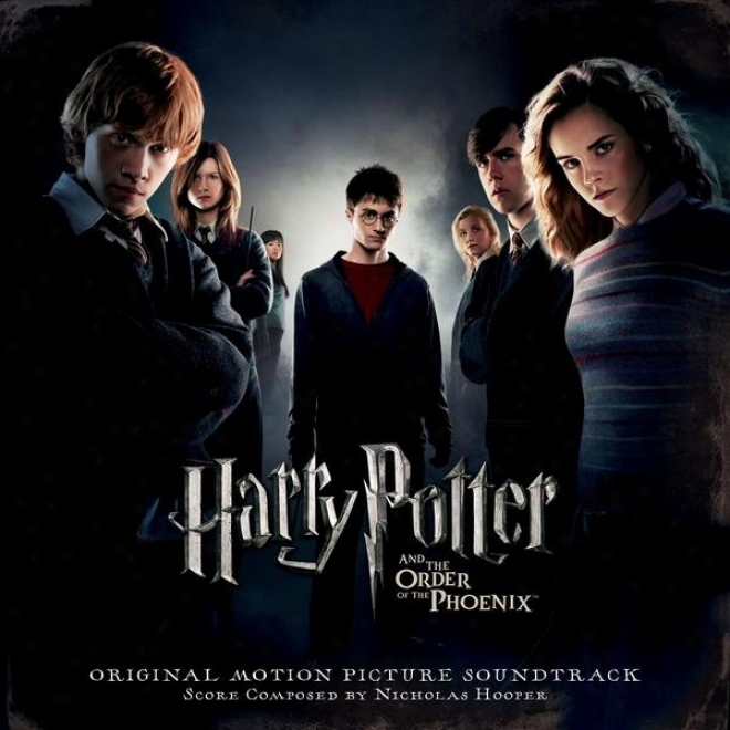 Harry Potter And The Ordef Of The Phoenix Original Motion Picture Soundfrack