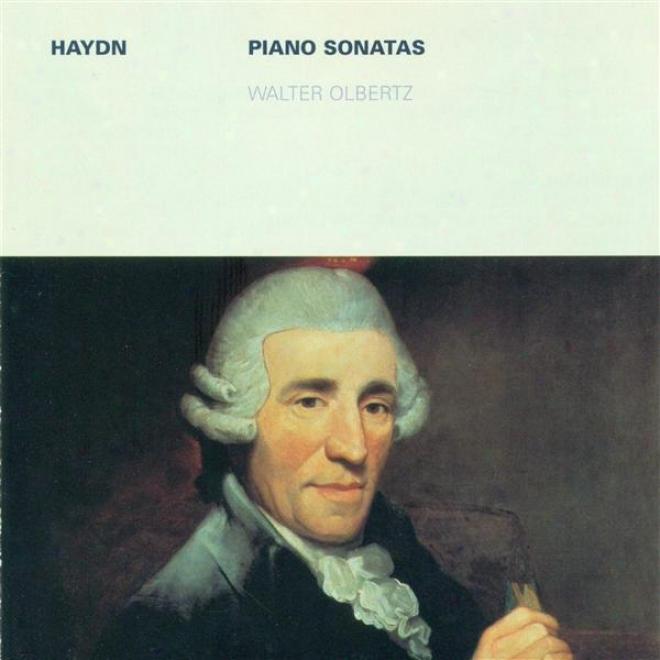 Haydn, F.j.: Keyboard Sonatas - Nos. 20, 34, 38, 42, 48, 50 (olbertz, Piano)