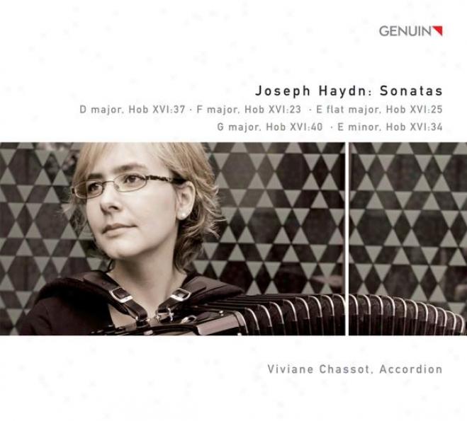 Haydn, F.j.: Keyboard Sonatas - Nos. 23, 38, 50, 53, 54 (arr. For Accordion) (chassot)