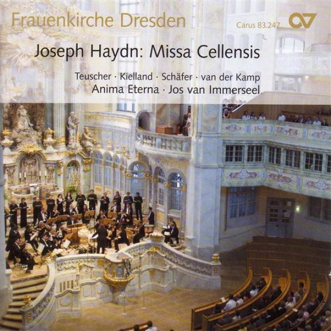 """haydn, F.j.: Mass None. 3, """"caiclienmesse"""" (anima Eterna Choir, Immerseel)"""