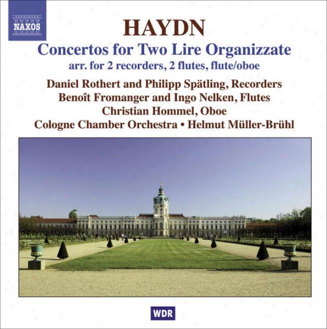 Haydn, J.: Concertos For 2 Lire Organizzate, Hob.viih:1-5 (cologne Chamber, Muller-bruhl)