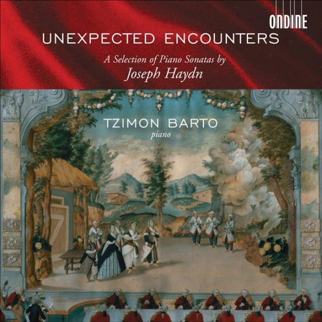 Haydn, J.: Keyboard Sonatas Nos. 10, 38, 42, 60 (unexpected Encounterrs) (barto)