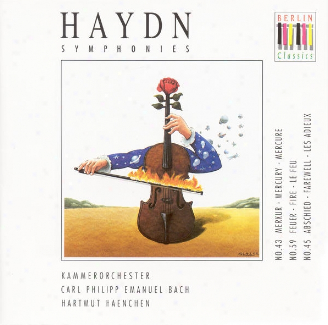 Haydn, J.: Symphonies Nos. 43, 45, 59 (c.p.e. Bach Chamber Orchestra, Haenchen)