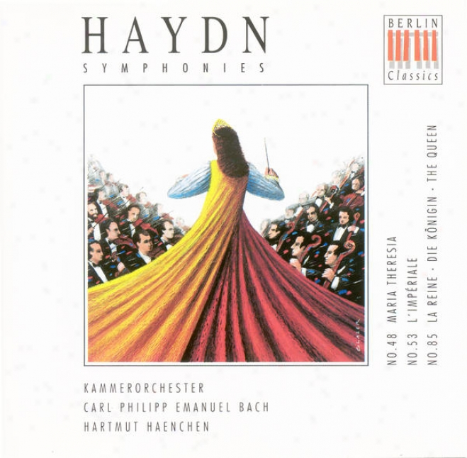 Haydn, J.: Symphonies Nos. 48, 53, 85 (c.p.e. Bach Chamber Orchestra, Haenchen)