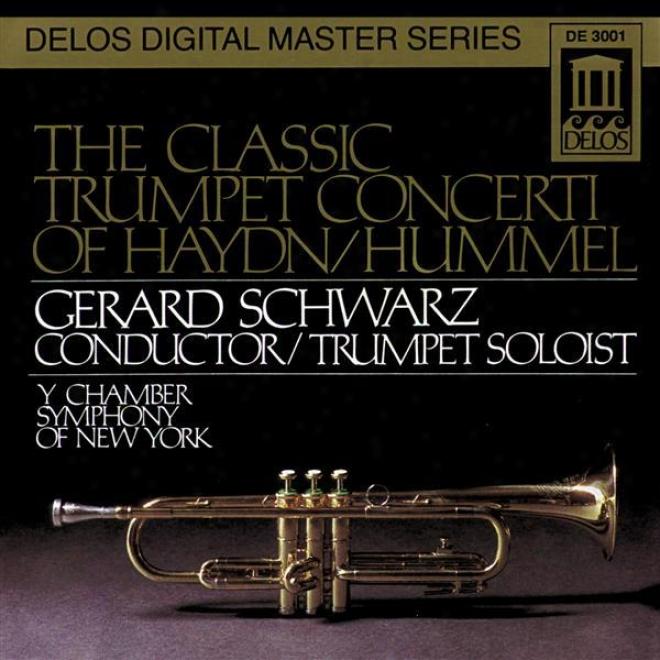Haydn, J.: Trumpet Concerto In E Flat Major / Hummel, J.: Trumpet Concerto In E Major (schwarz)