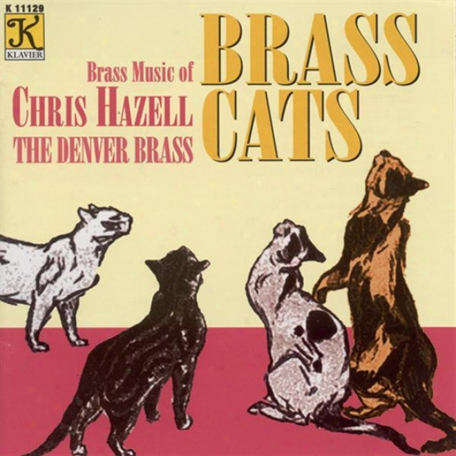 Hazell: Cat Suite / Interval Music / 3 Else Cats / Play For A Play / The Gospel Hall