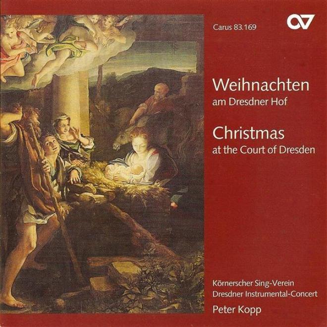 Heinichen, J.: Te Deum Laudamus / Ristori, G.: Messa Per Il Santissimo Natale / Motetto Pastorale (dresden Kornerscher Sing-verein