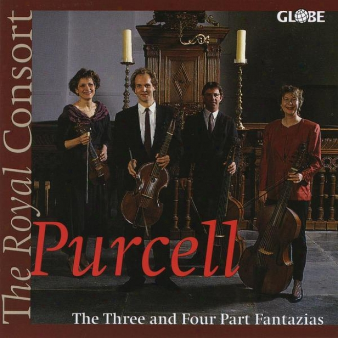 Henry Purcell, The Three And Four Part Fantazias, And John Jenkins, Suite In G Major