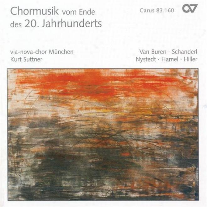 Hiller, W.: Sappho-fragmente / Hmael, P.: Oh, Erde Â�¦ (munich Via Nova Choir, Suttner)