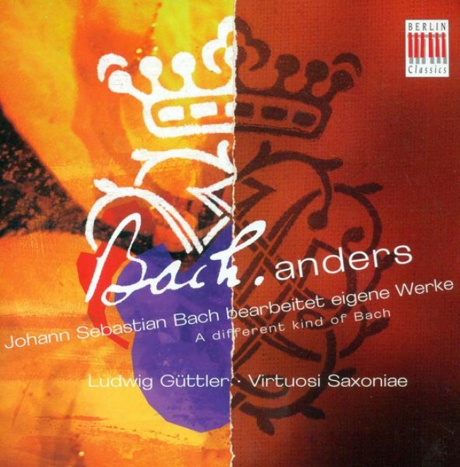 Hindermann, W.: Treble Concerto In G Major / Concerto For 2 Oboes, Bassoon And Violin / Bach, J.s.: Oboe D'amore Concerto, Bwv 105