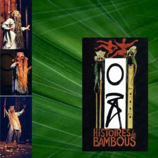 Histoires De Bambous (les Aventures De Sã¸ve Et Jules Dans La Forãºt De Bambous)