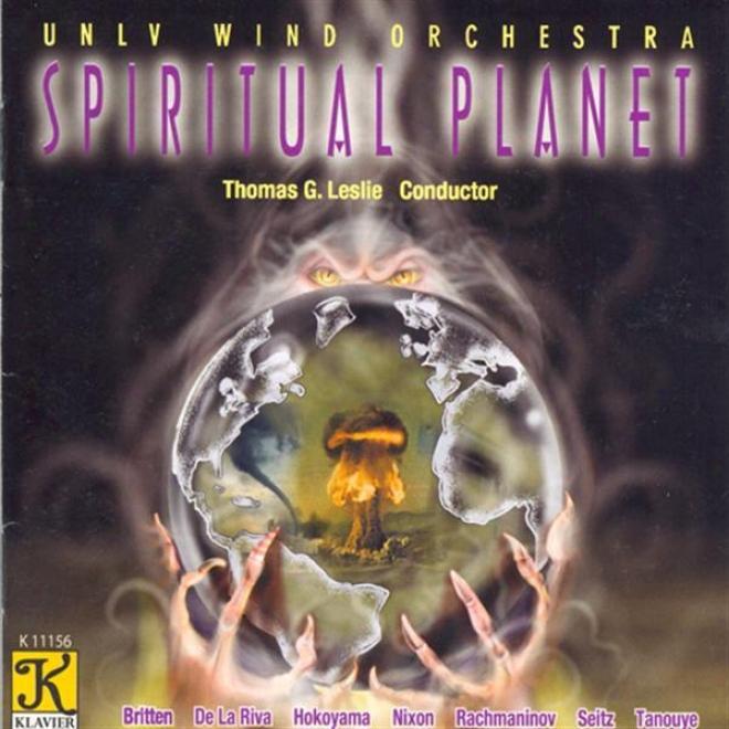 Hokoyama: Spiritual Planet / Tanouye: Kokopelli's Dance / Nixon: Las Vegas Holiday
