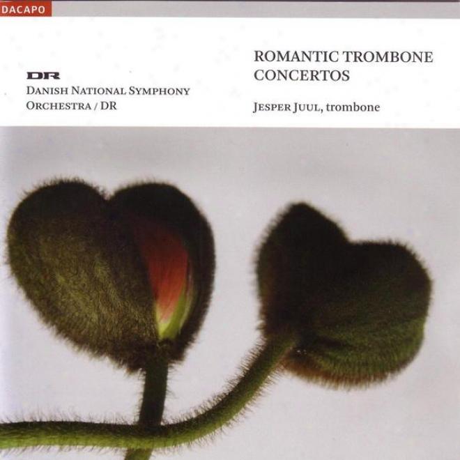 Holmboe / Grondahl: Trombone Concerto / Hyldgaard: Concerto Borealis / Jorgensen: Romsnce / Suite