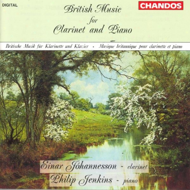 Hurlstone / Bliss / Stoker / Ferguson / Dunhill / Stanford / Arnold: Works For Clarimet And Piano