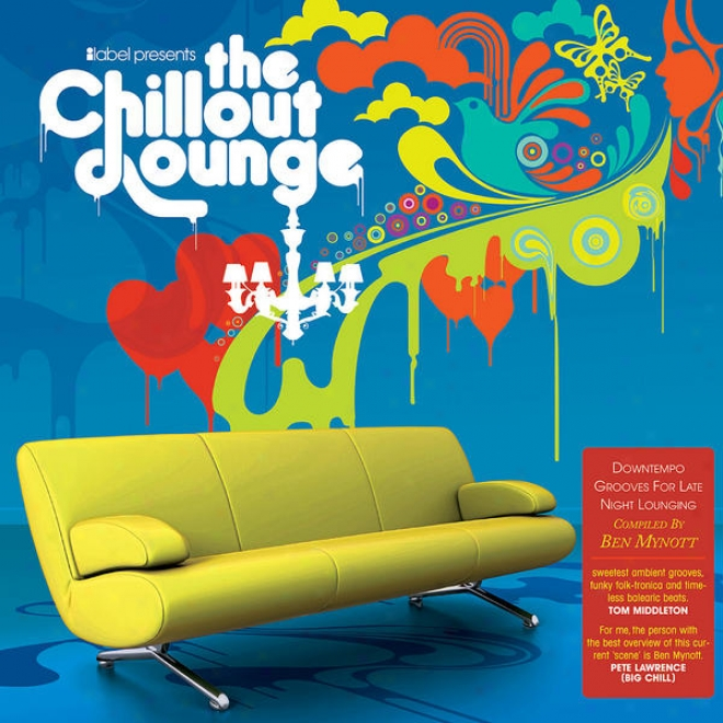I Label Presemts Chillout Lounge 3 - Downtempo Grooves For Late Night Lounging