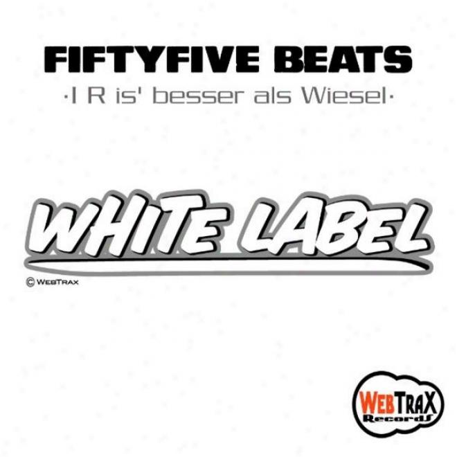I R Is' Besser Als Wiesl ( White Label ) Style: Hip Hop / Instrumental / Electro