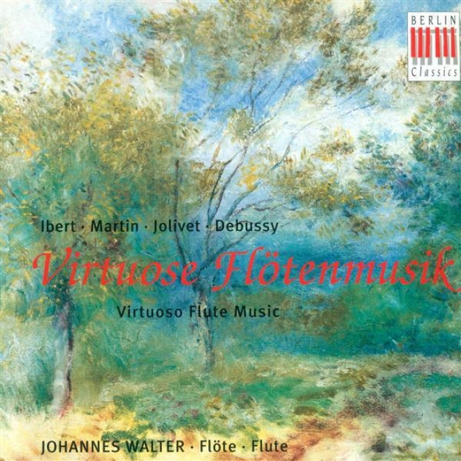 Ibert, J.: Flute Concerto / Jolivet, A.: Suite En Concert / Debussy, C.: Sonata For Flute, Viola And Harp (walter)