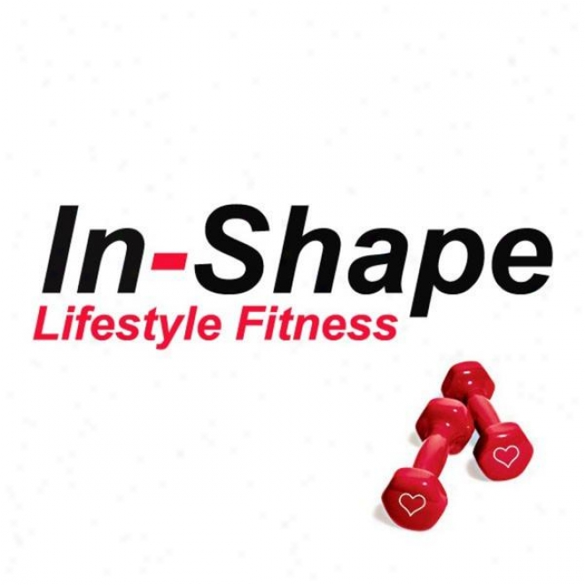 """in-shape Lifestyle Fitness Megamix (fitness, Cardio & Aerobic Session) """"even 32 Counts"""