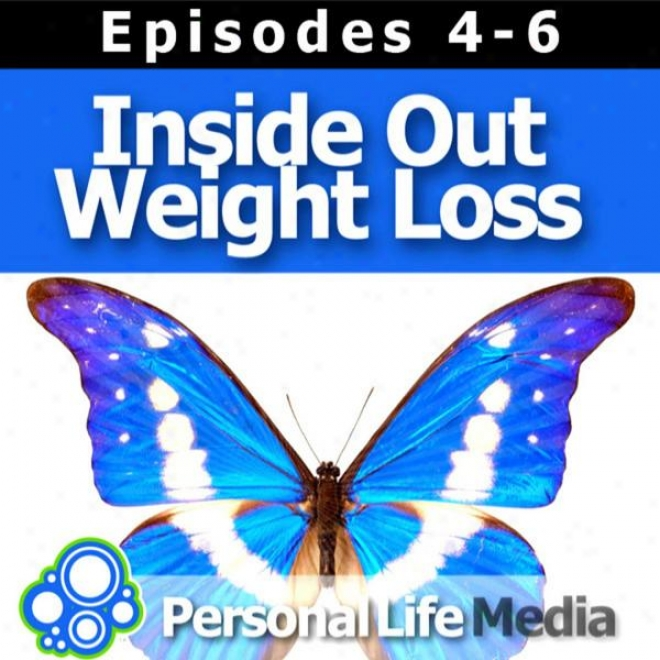 Inside Out Weight Loss (4-6): Dieting, Supplements, Weightloss Fitting Room, Chronic Fatigue & Feed