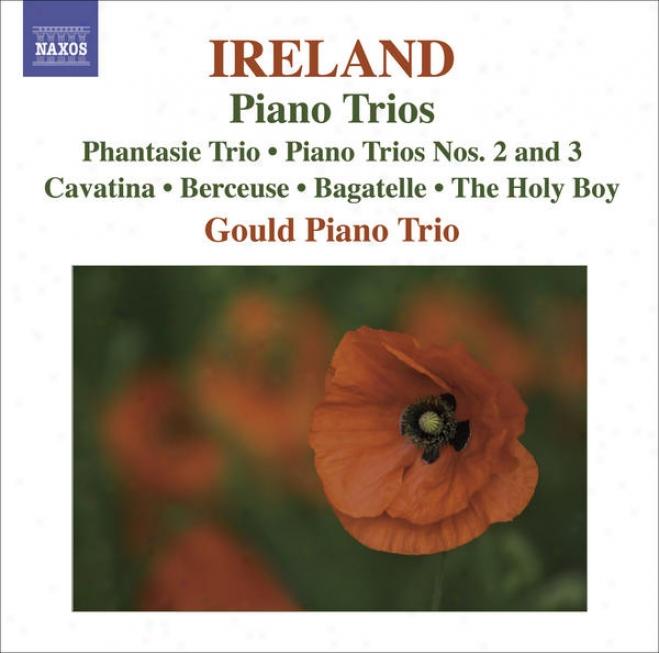 Ireland, J.: Piano Trios / Cavatina / Berceuse / Bagatelle / The Holy Boy (gould Piano Trio)