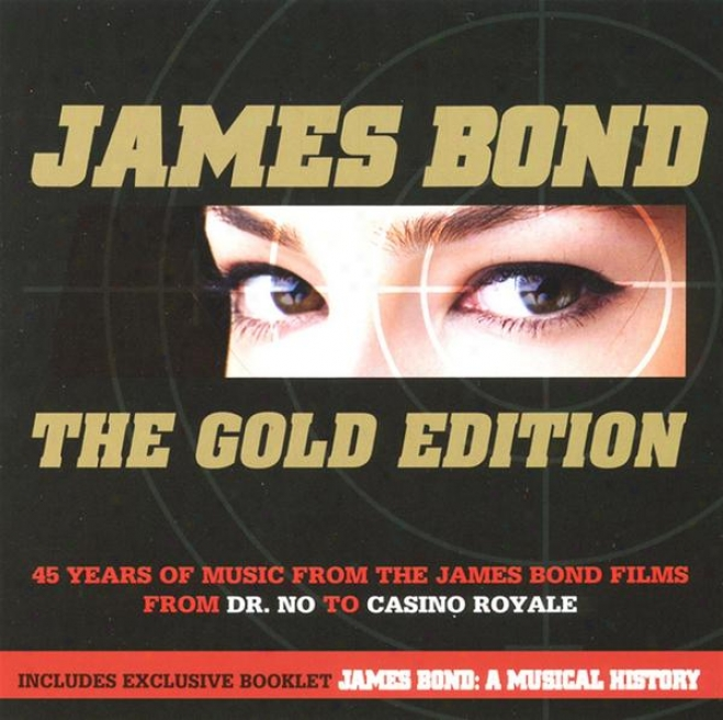 James Bond: The Gold Collection 45 Years Of Music From The James Bond Films