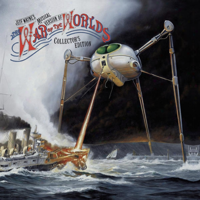 Jeff Wayne's Musical eVrsion Of The War Of The Worlds - Collector's Edition