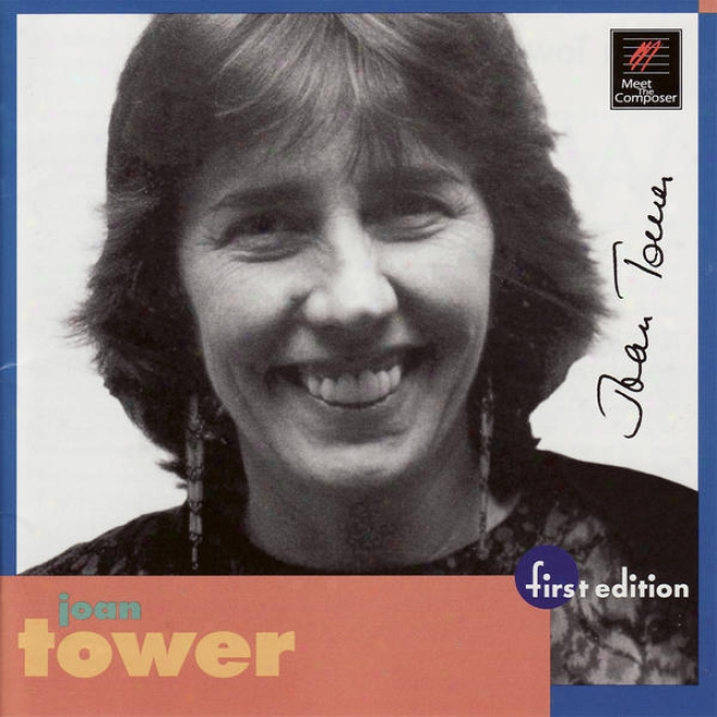 Joan Tower: Silver Ladders, Island Prelude, Island Rhythms, Music For Cello And Orchestra, Sequoia