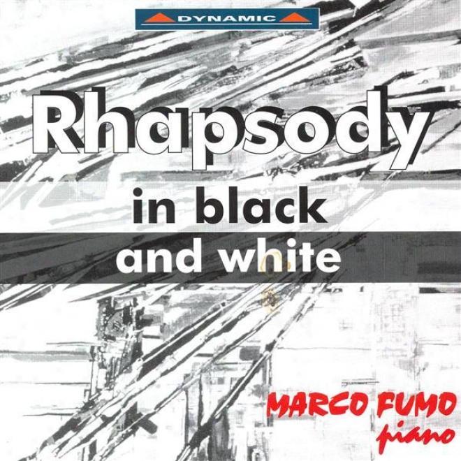 Joplin: Treemonisha Overtude / Gershwin: Rhapsody In Blue / Johnson: A Negro Rhapsody / Ellington: New World A-comin