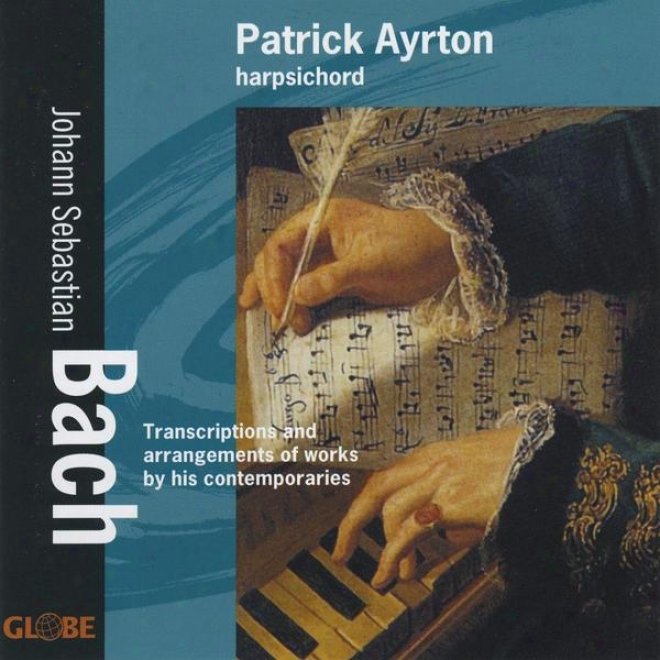 Js Bach, Transcriptions And Arrangements Of Works By His Contemporaries, Vivaldi,-Telemann, Albinoni