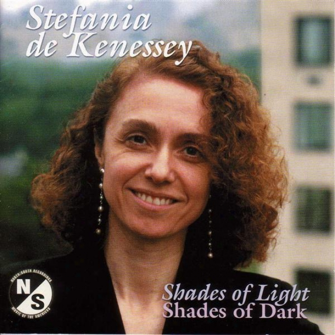 Kenessey, S. De: Shades Of Darkness / Magic Forest Dances / Traveling Light  /The Passing