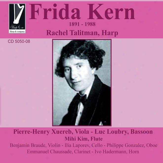 Kern: Impressionen, Thema Und Variationen, Spanischer Tanz No. 1, Vier Stã¼cke Fã¼r Blã¤ser Quintett & Ballade