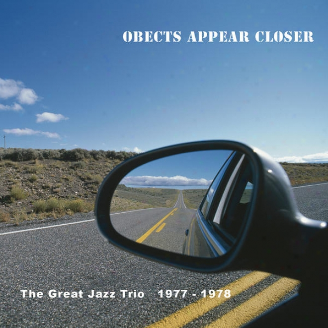 """""""kjlh / Direct From L.a. / Milestones / The Great Tokyl Assembly Box Set """"""""objects Appear Closer"""""""