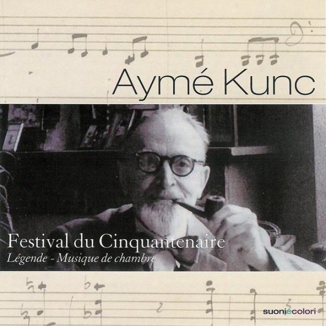 Kinc: Sonate Pour Violon Et Piano, Piã¸ce Emit Alto Et Piano, Siples Chansons Pour Piano Et Orchestre De Chambre