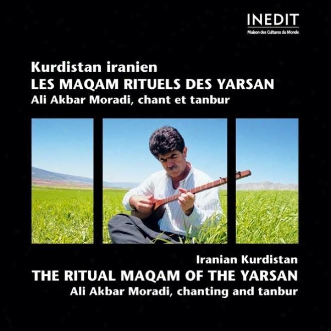 Kurdistan Iranien. Les Maqam Rituels Des Yarsan. Ali Akbar Moradi, Chant Et Tanbur. Iranian Kurdistan The Liturgy Maqqm Of The Yads