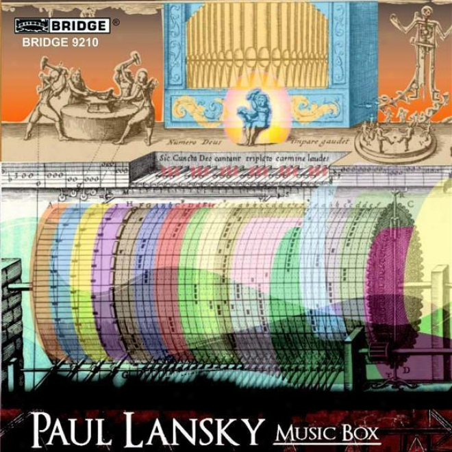 Lansky: Music Box / Chatter Of Pins / The Joy Of F Sharp Minor / Composition Projcet For Seniors / On F
